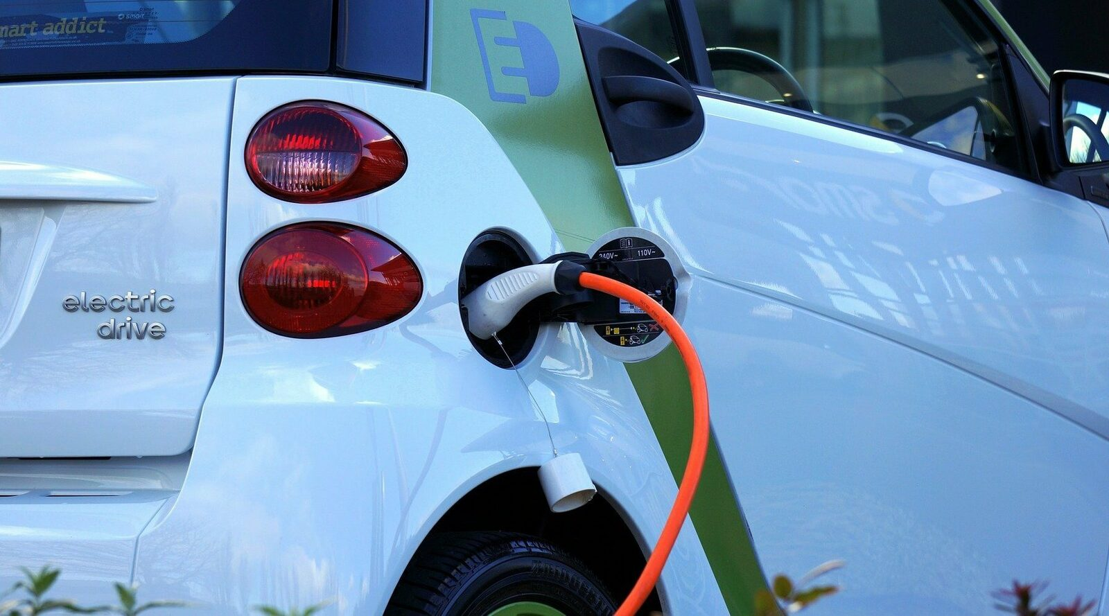 Laadpaal voor elektrische auto's
