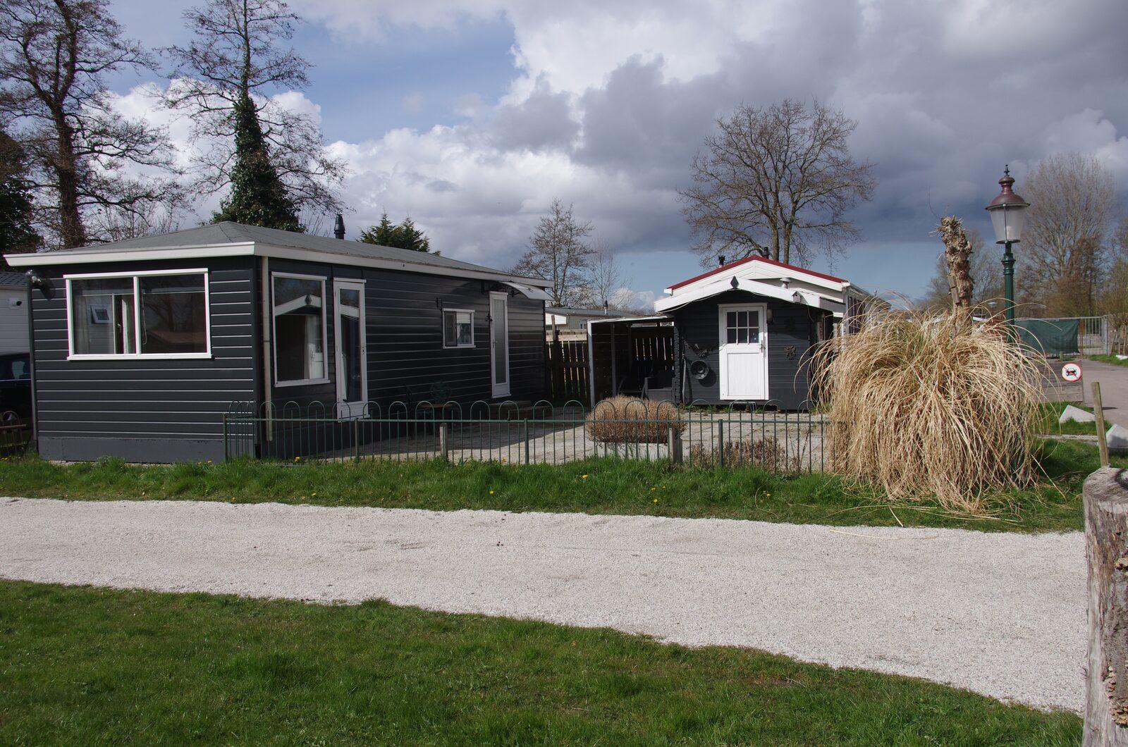 373 Chaletpark Holiday vraagprijs € 52.500 k.k. (inclusief kavel)