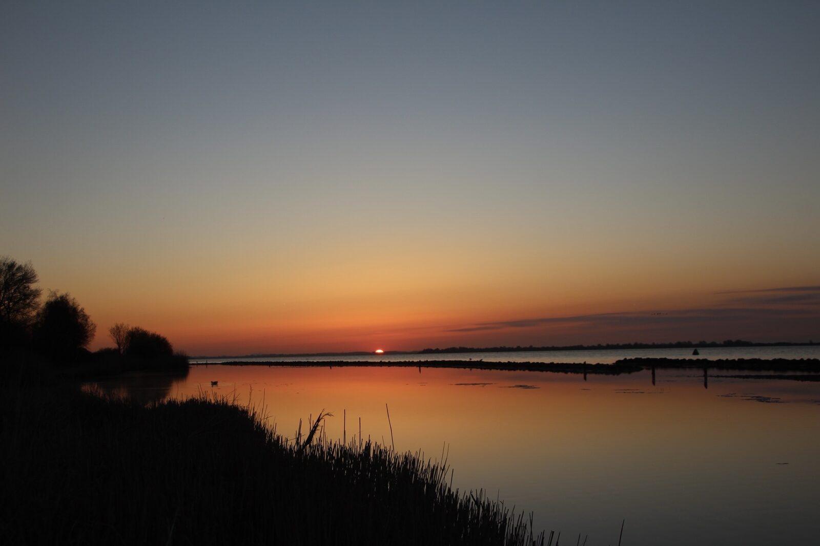 zonsopgang punt-west gast