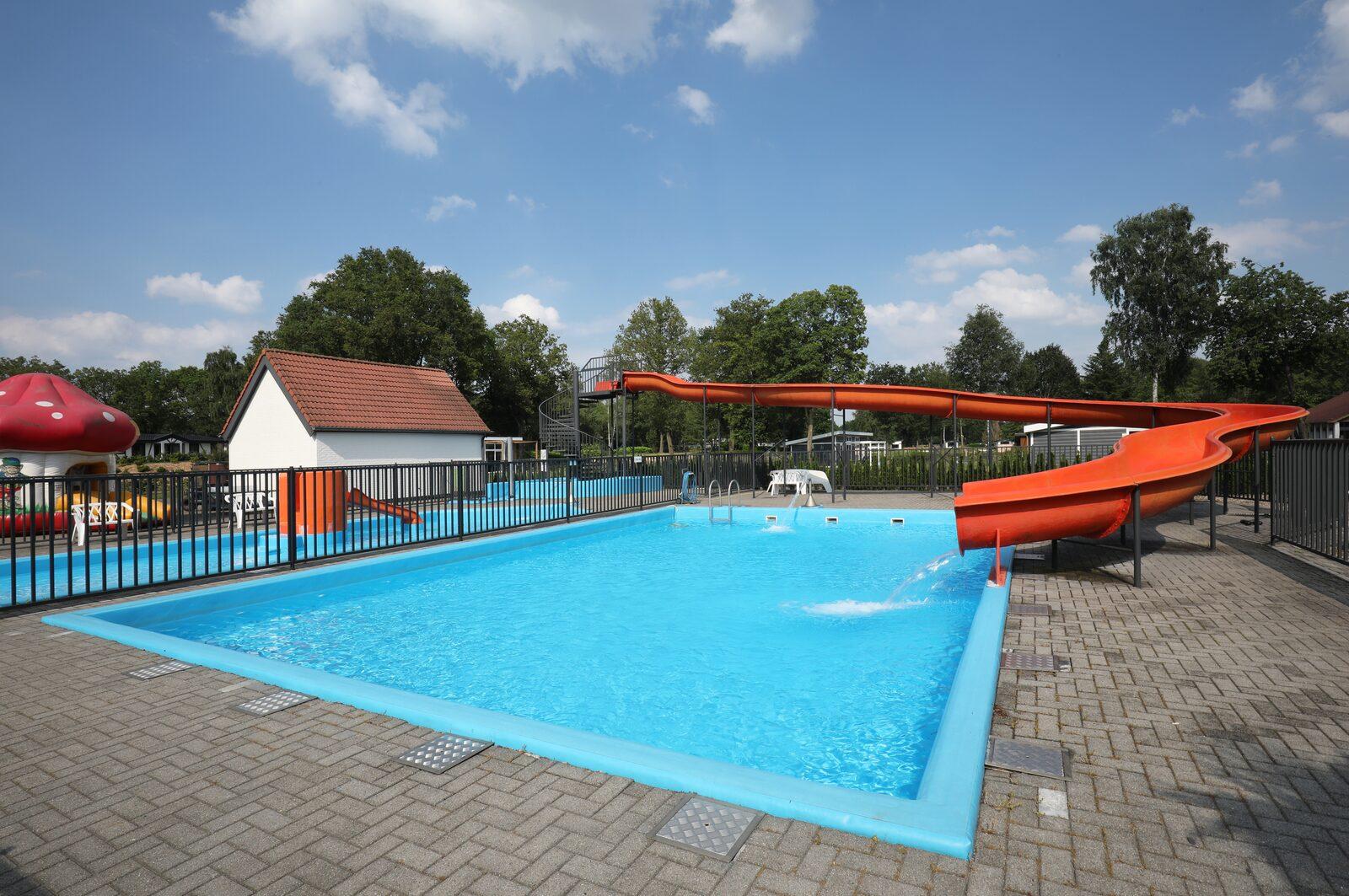 Vakantiepark Limburg met zwembad
