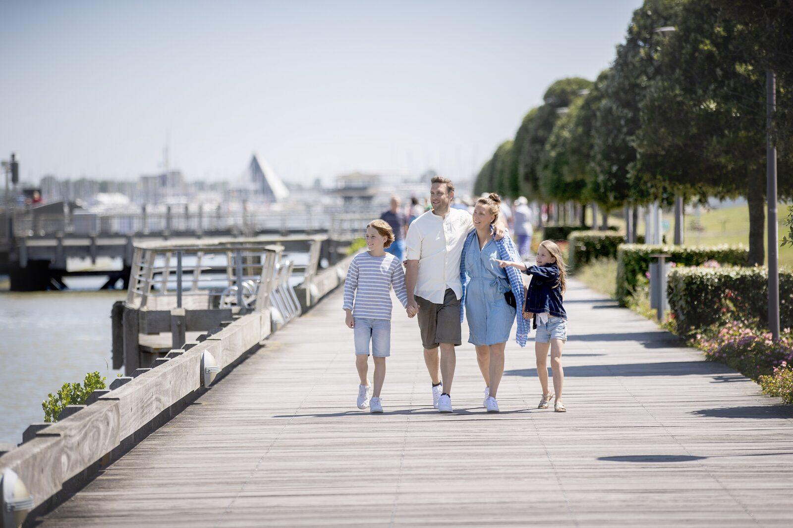 fietsen en wandelen in Nieuwpoort