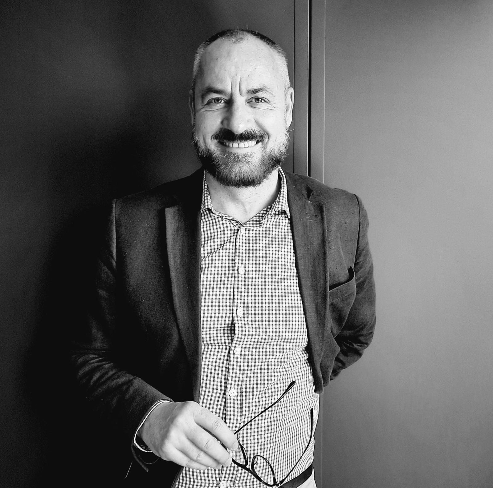 Laurent Raymond - Directeur Général de Evancy