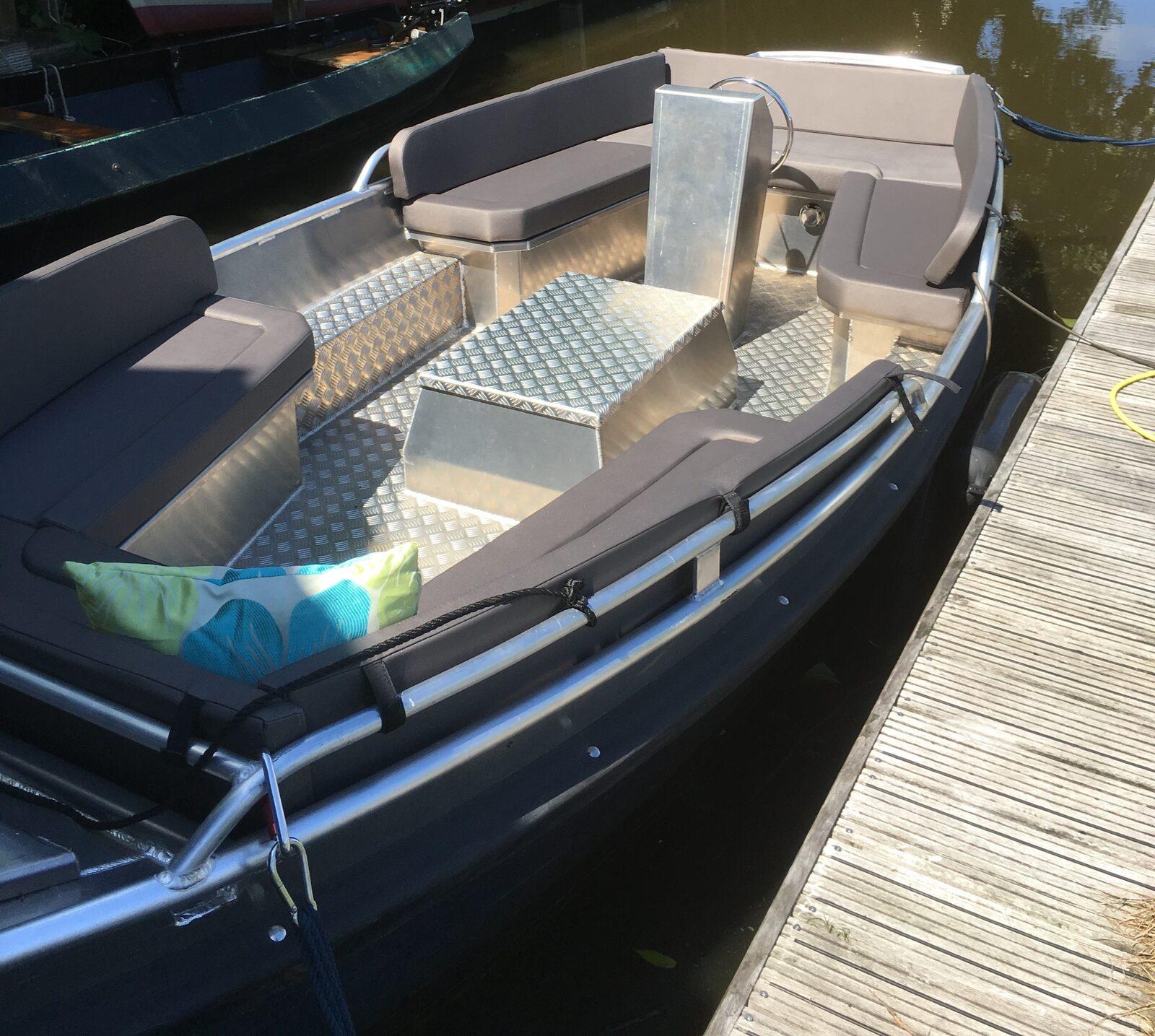 Boat rental Kroondomein