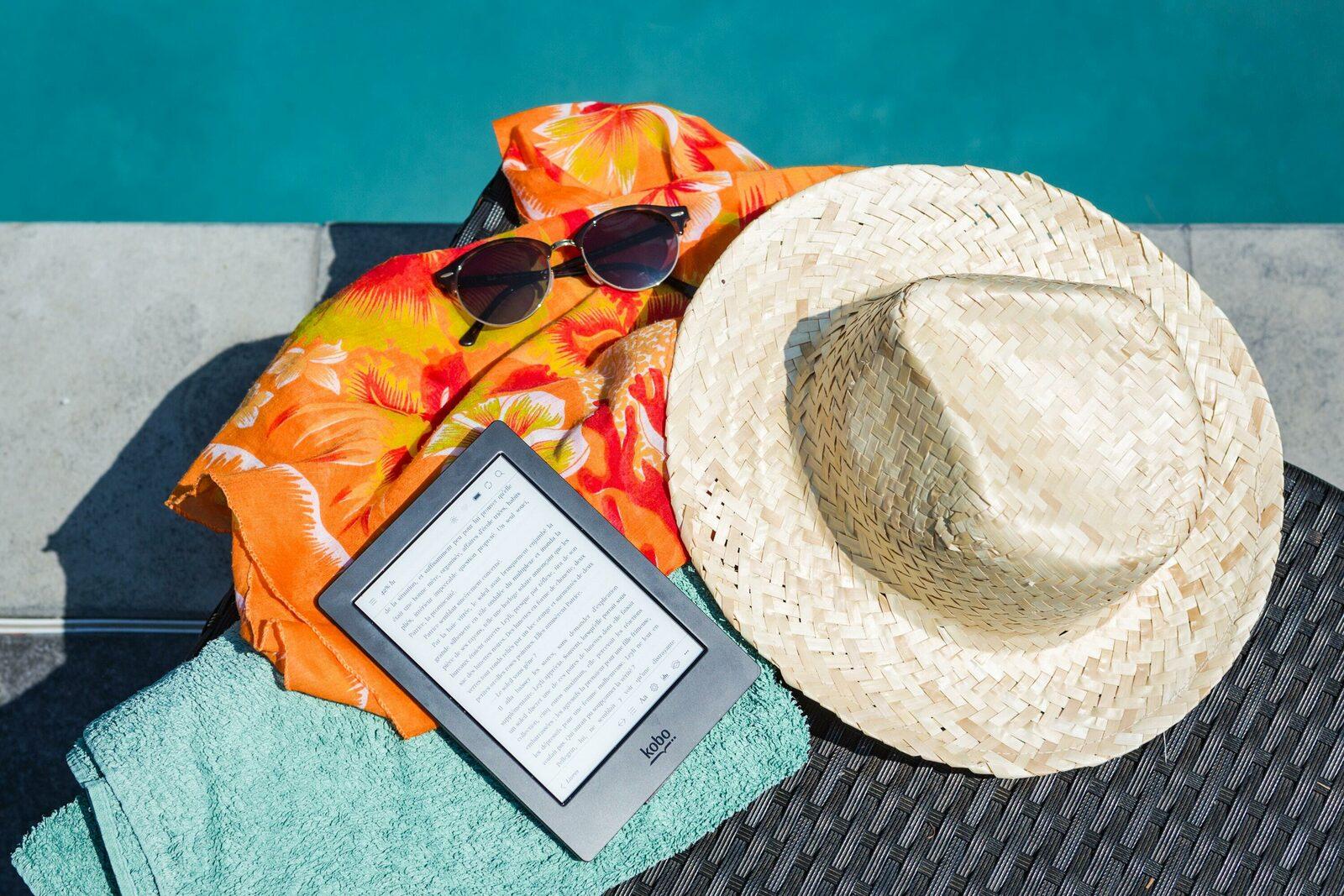 Onbeperkt lezen en luisteren tijdens je vakantie