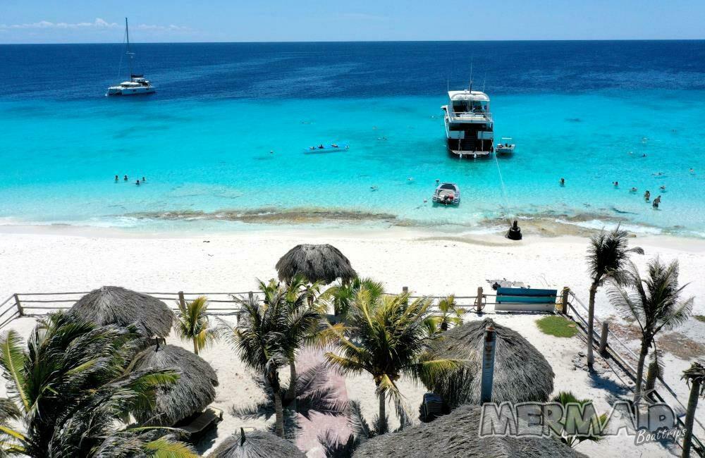 Mermaid Boat Trips Klein Curacao