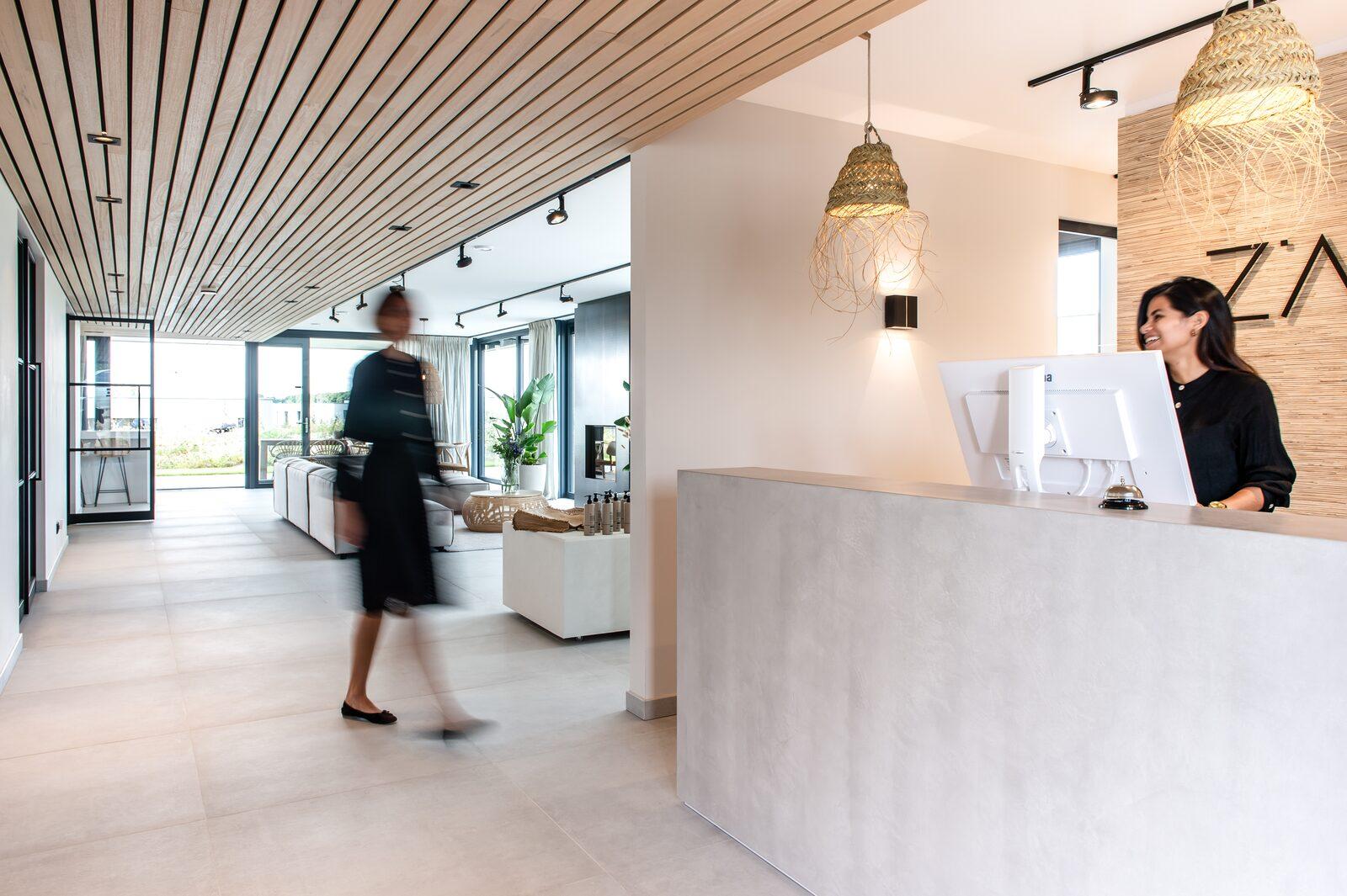 Luxus-Ferienvilla mit 5* service und extra's