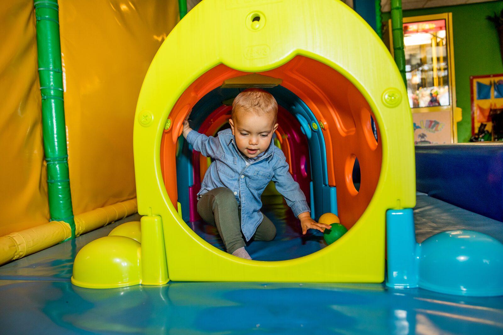 Indoor speeltuin