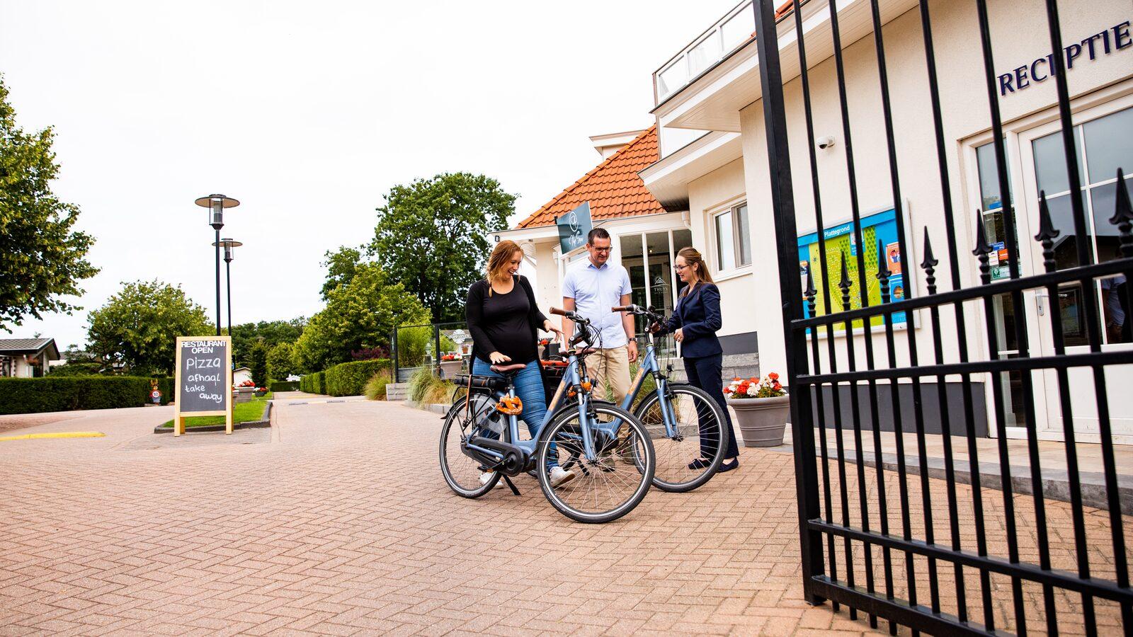Facilities Noordwijkse Duinen