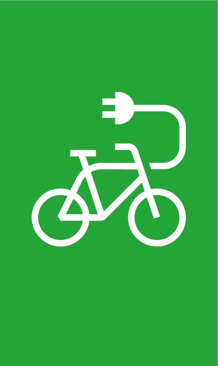 Oplaadpunt elektrische fiets