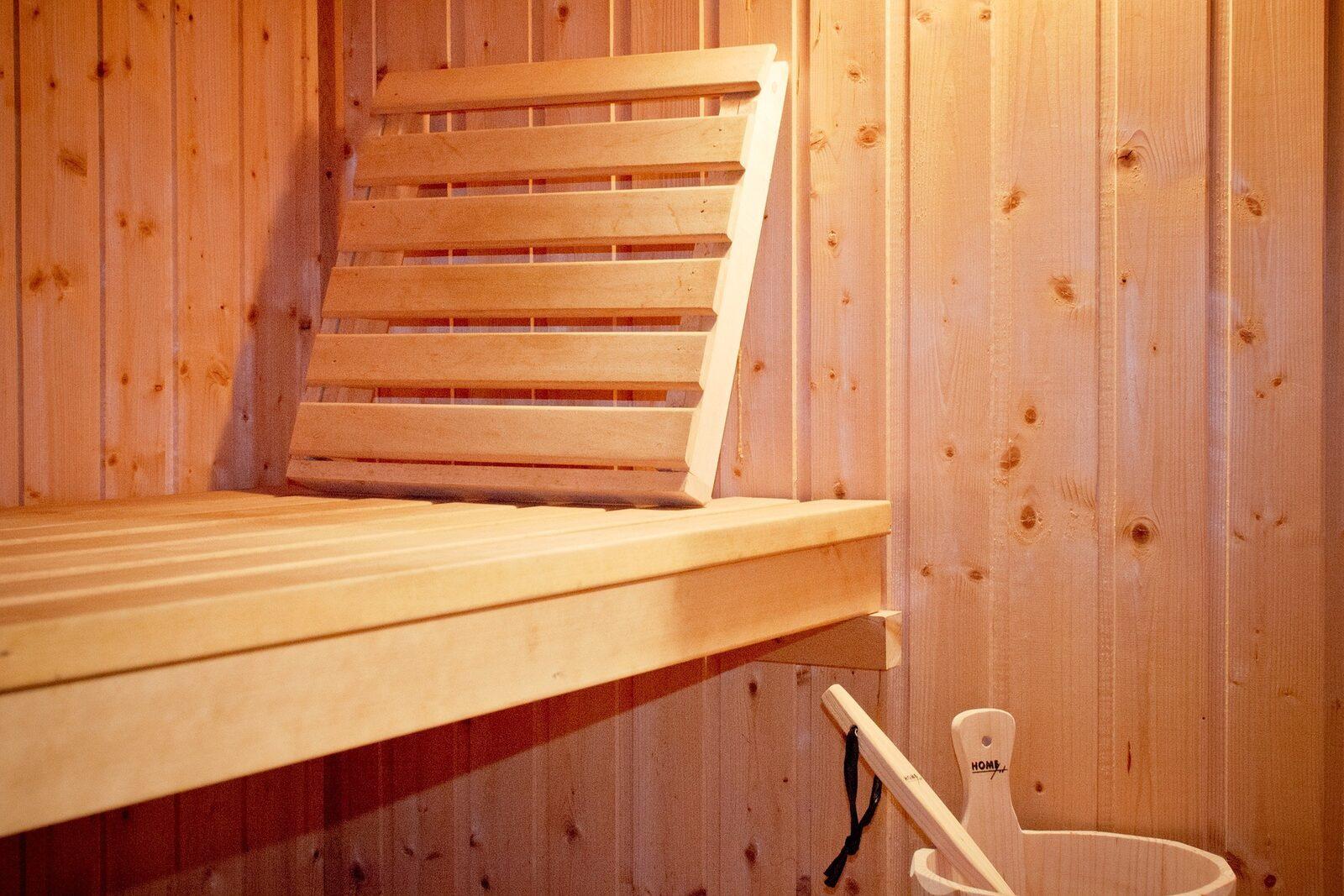 Sauna in de omgeving