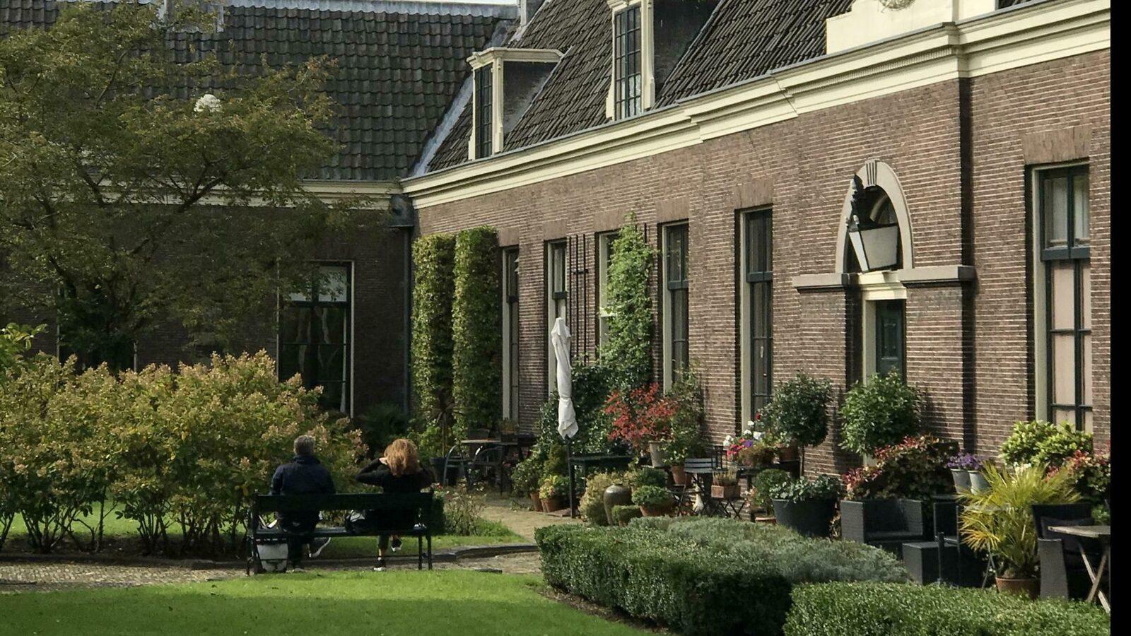 Hoftour Haarlem