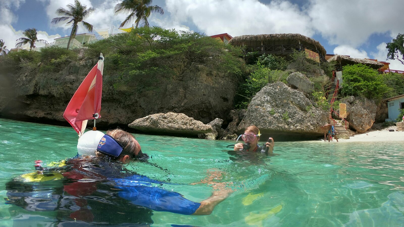 PADI Open Water Course with Bahia Diving Curacao