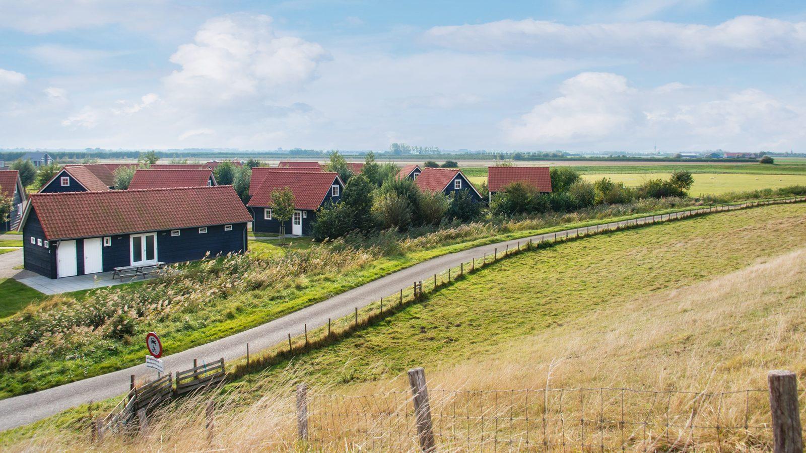 Bungalow für 5 Personen in Zeeland