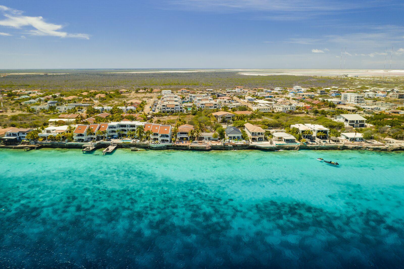 Goedkoop naar Bonaire