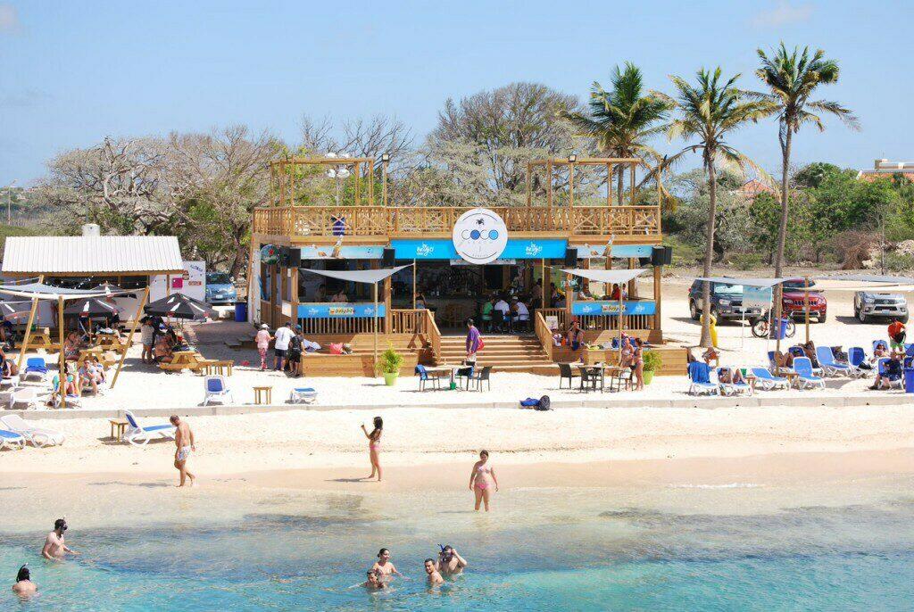 Beachbar Bonaire