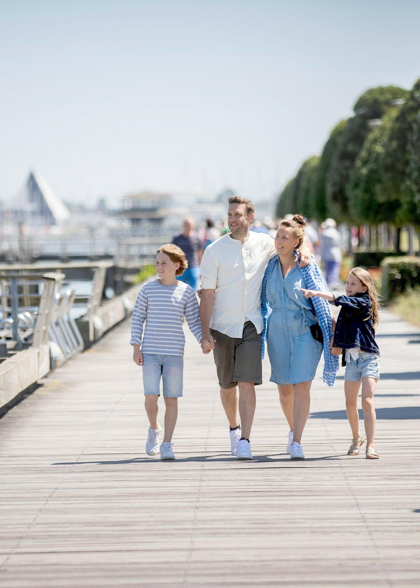Fietsen en wandelen Belgische kust - Nieuwpoort - Holiday Suites