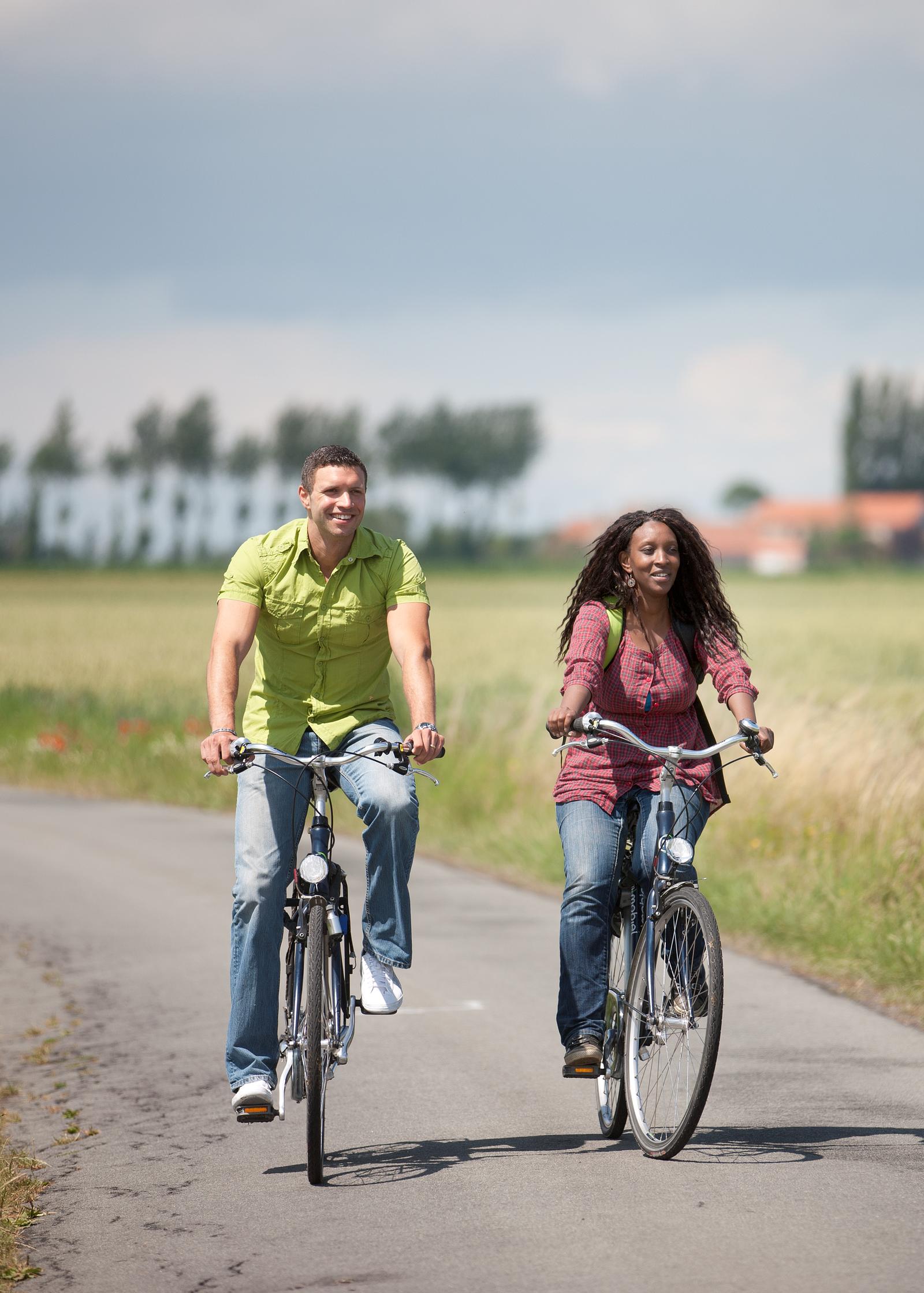 fietsen en wandelen in westkust