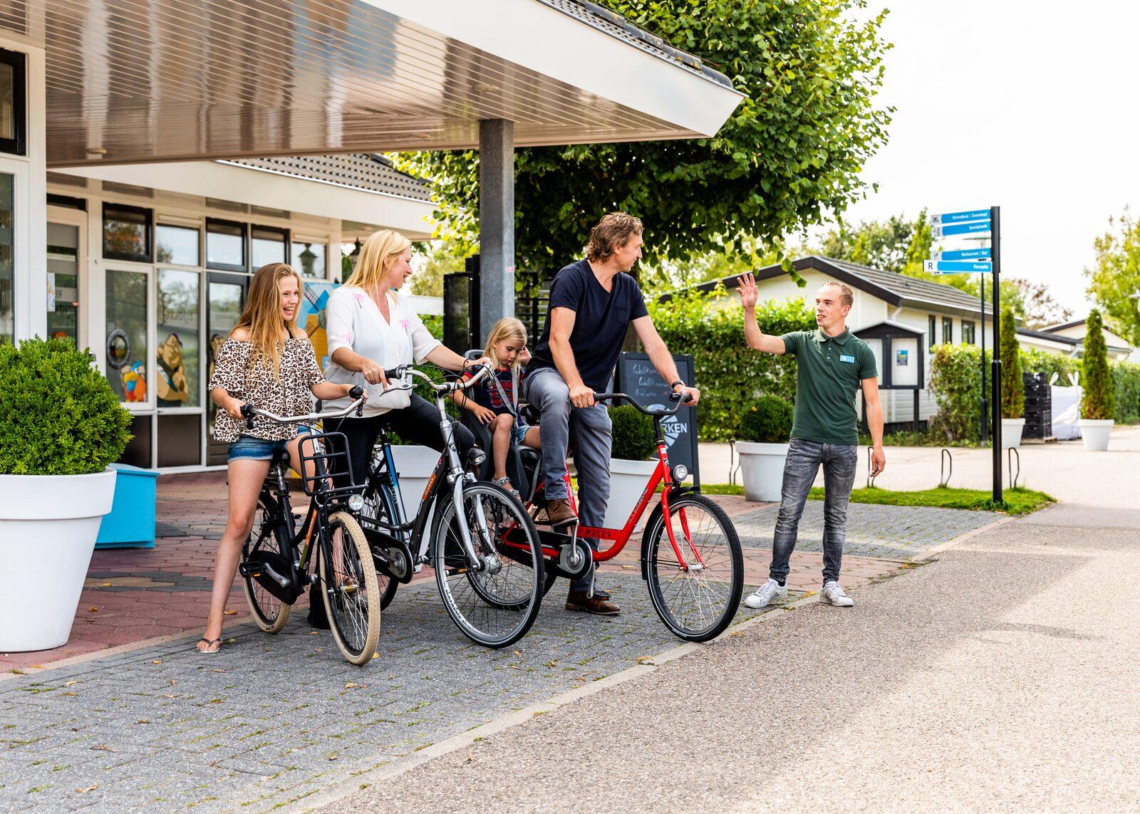 (Elektrische) fietsverhuur