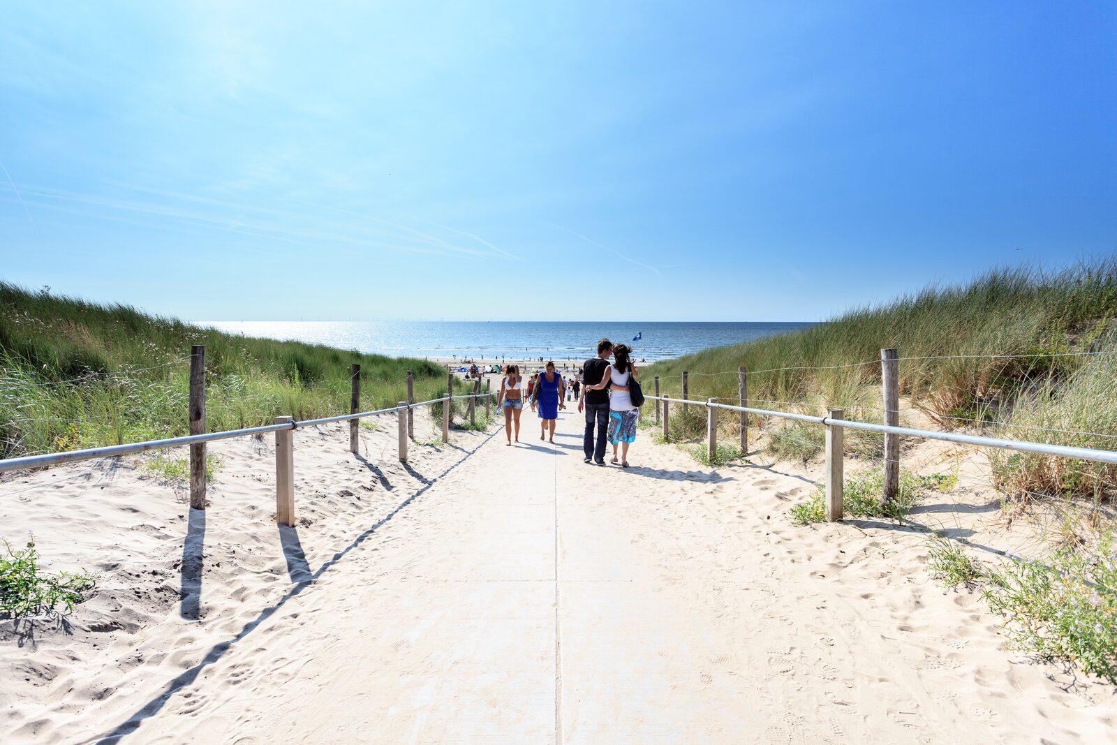 Strandurlaub Niederlande Haus
