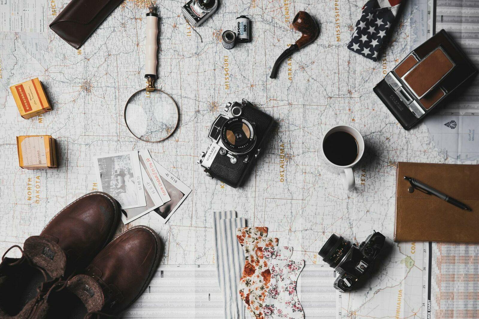 Voyages : quelques objets indispensables à emmener avec vous