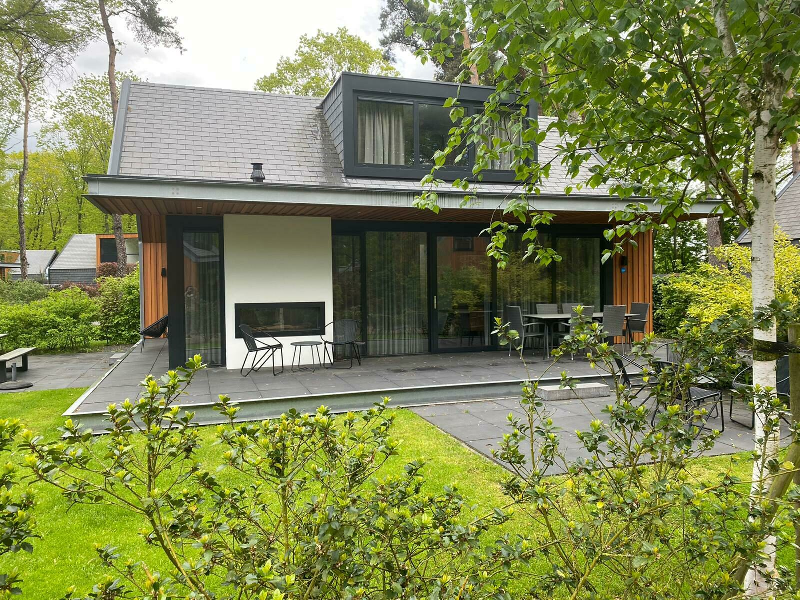 Luxe Villa 6 persoons (kavel 529)