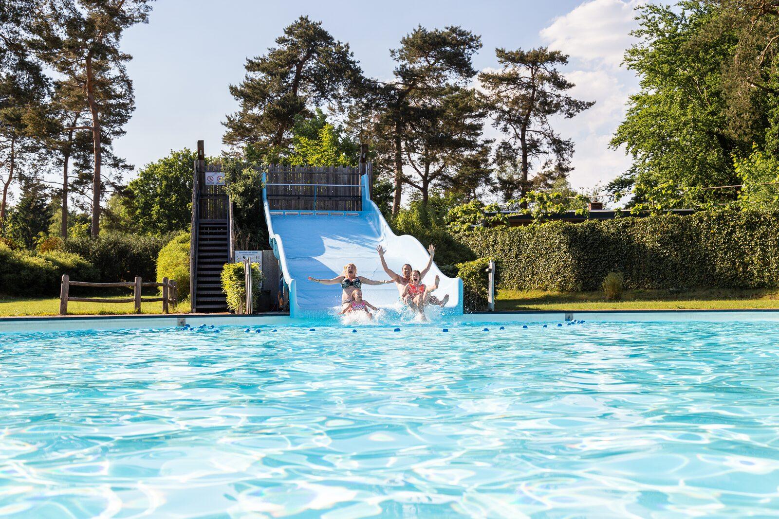 Zwembad Resort Veluwe