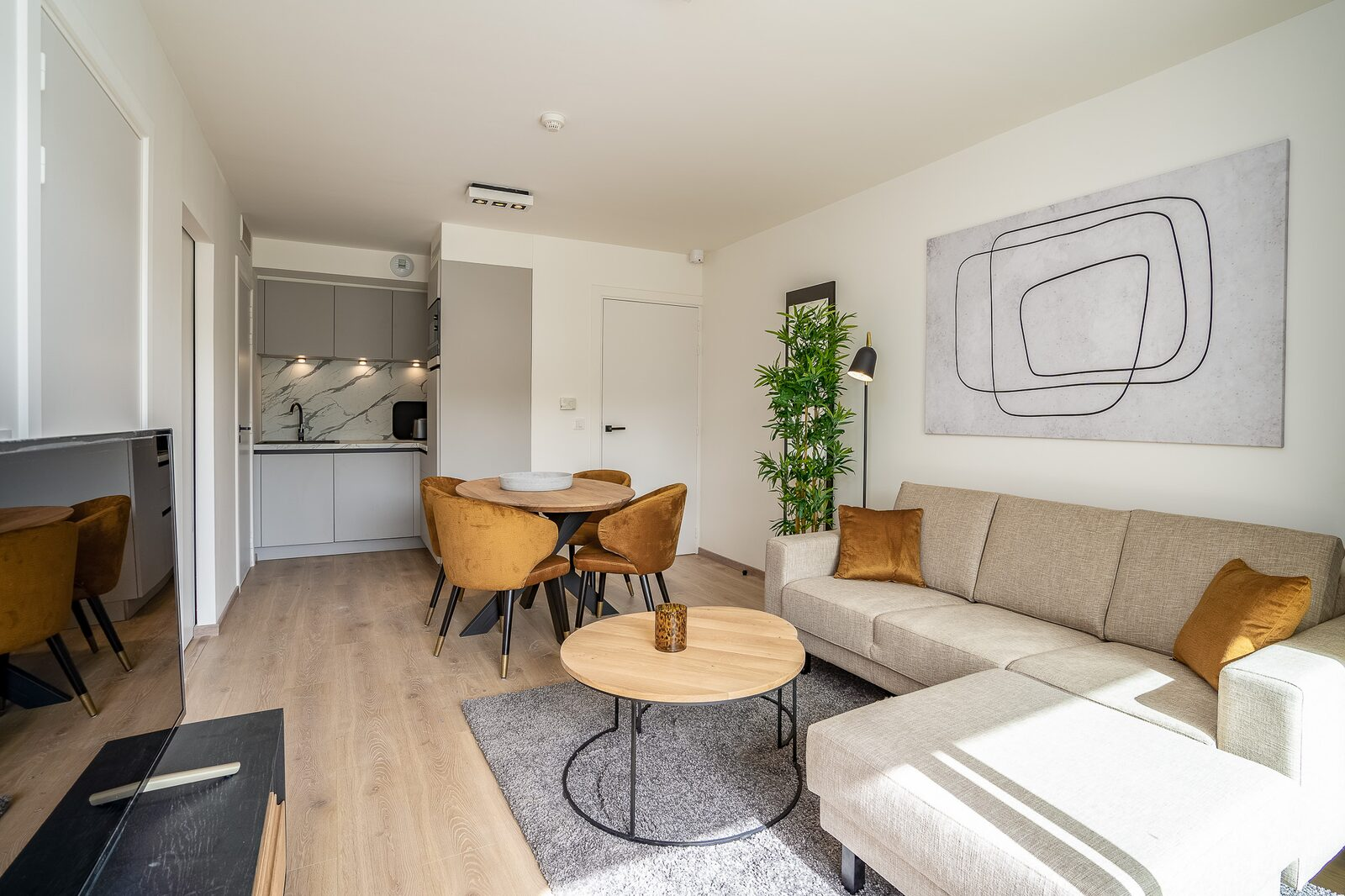 Enjoy the stylish comfort of an Evancy apartment
