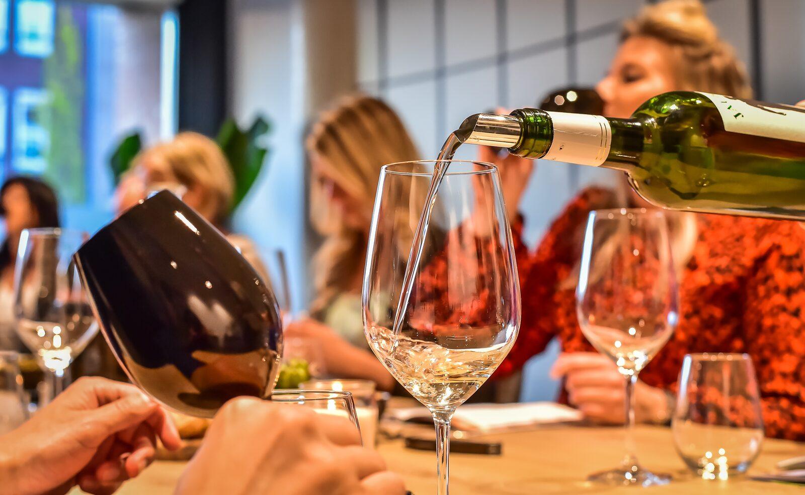 Wijnproeverij - Flavourite wine