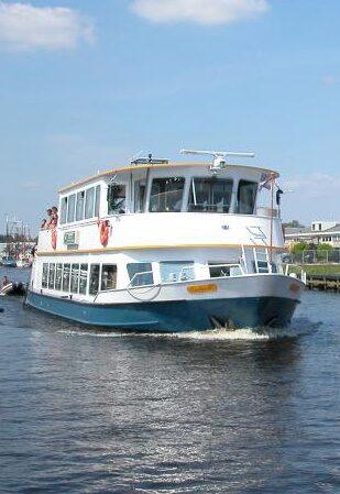 Kreuzfahrten bei Rederij Randmeer