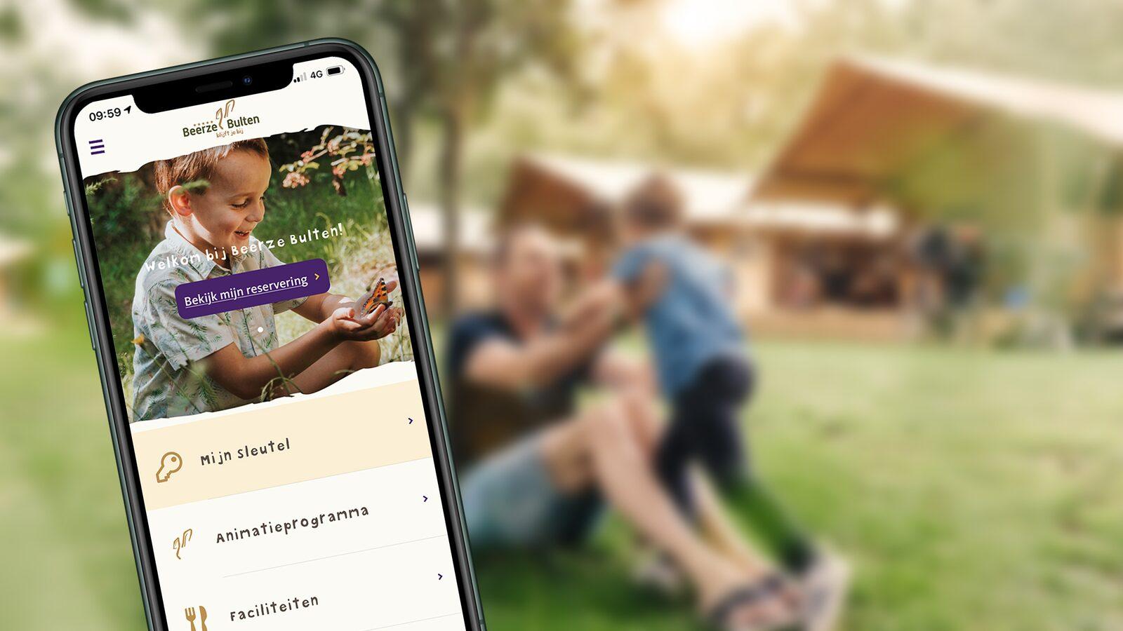 Feedback: 'Telefoon als sleutel' functie in de app