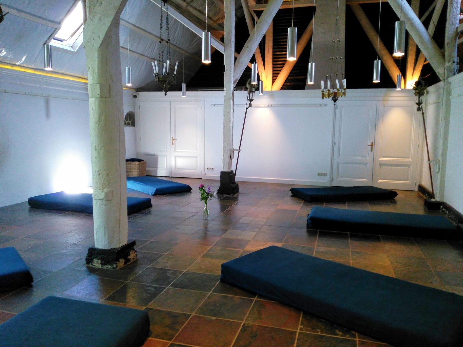 matrassen voor plant based retreats