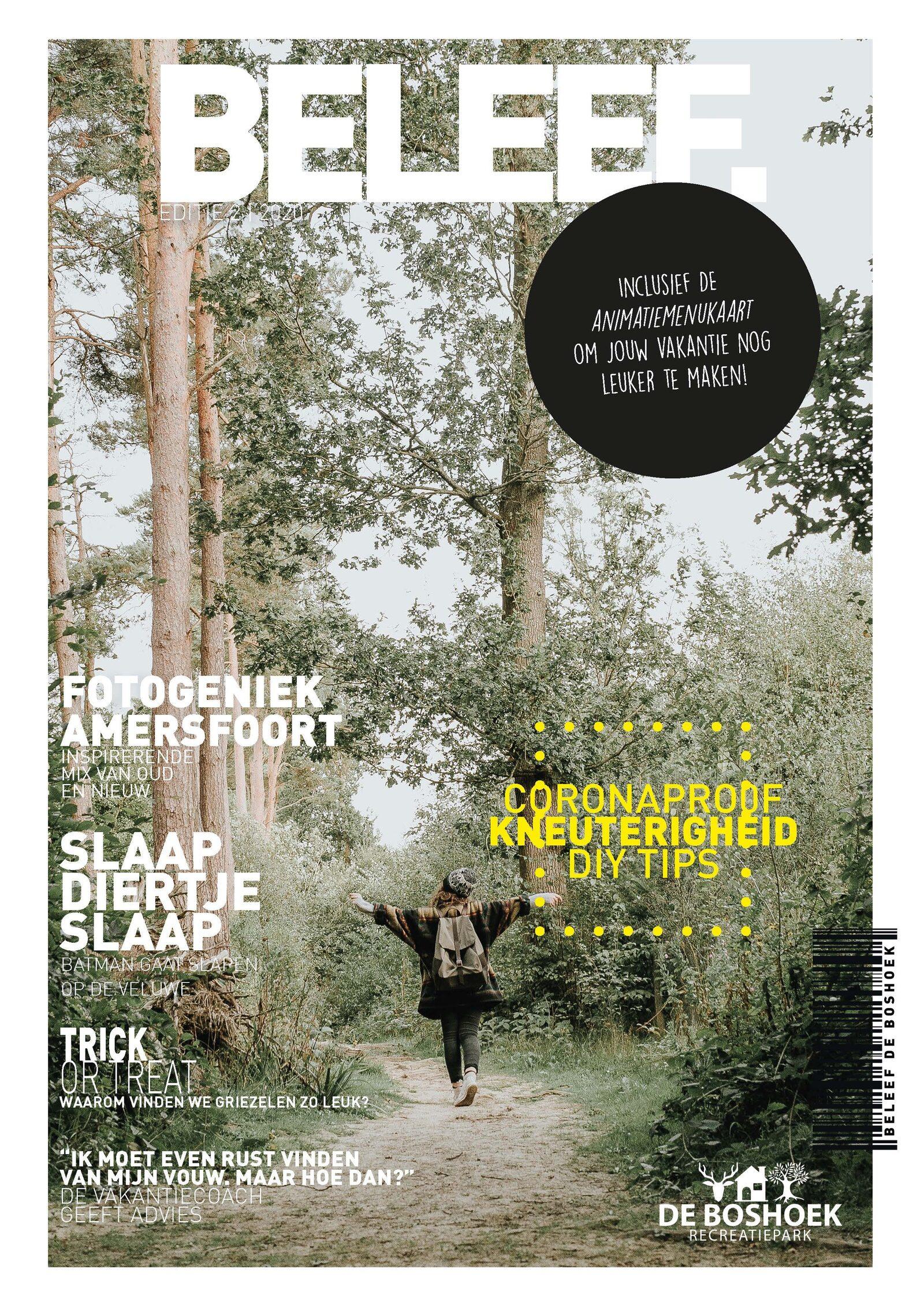BELEEF.magazine editie 2 herfst/winter 2020