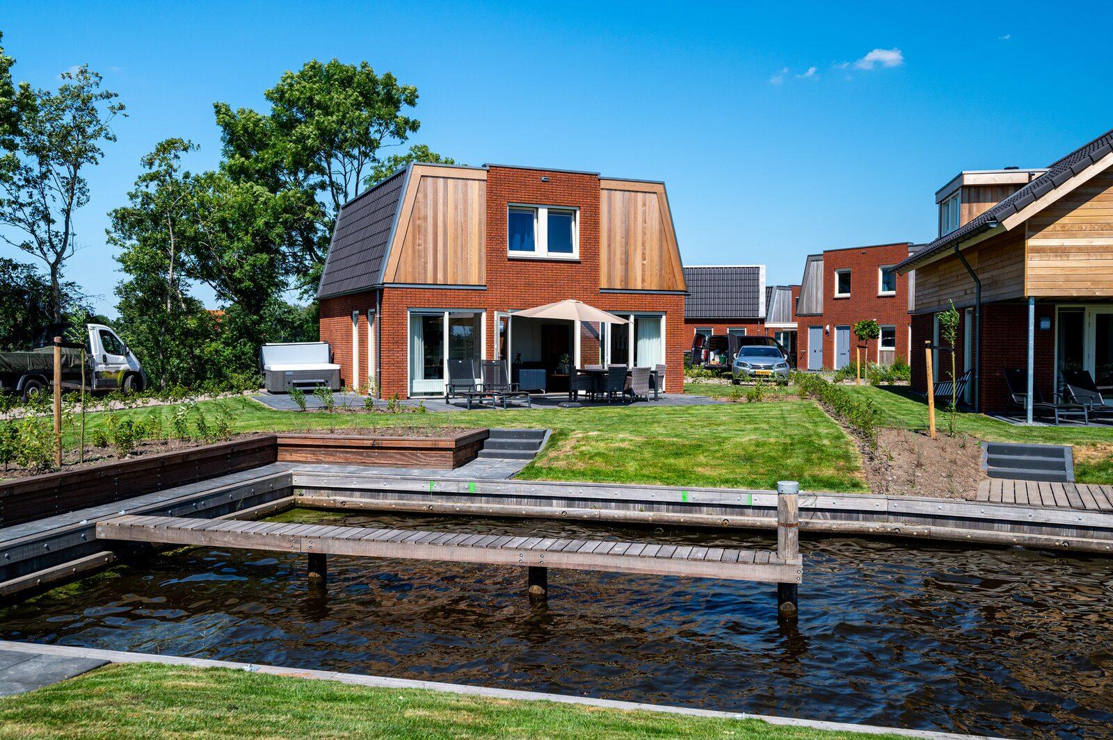 Vakantiehuis 6 personen Friesland
