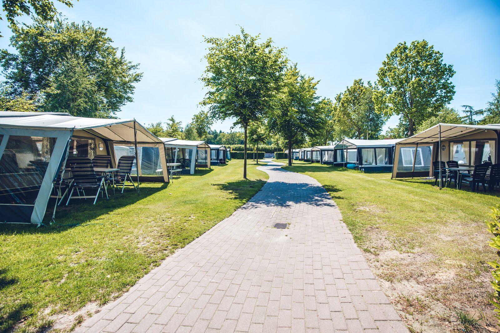 Vakantiepark Ackersate op de Veluwe
