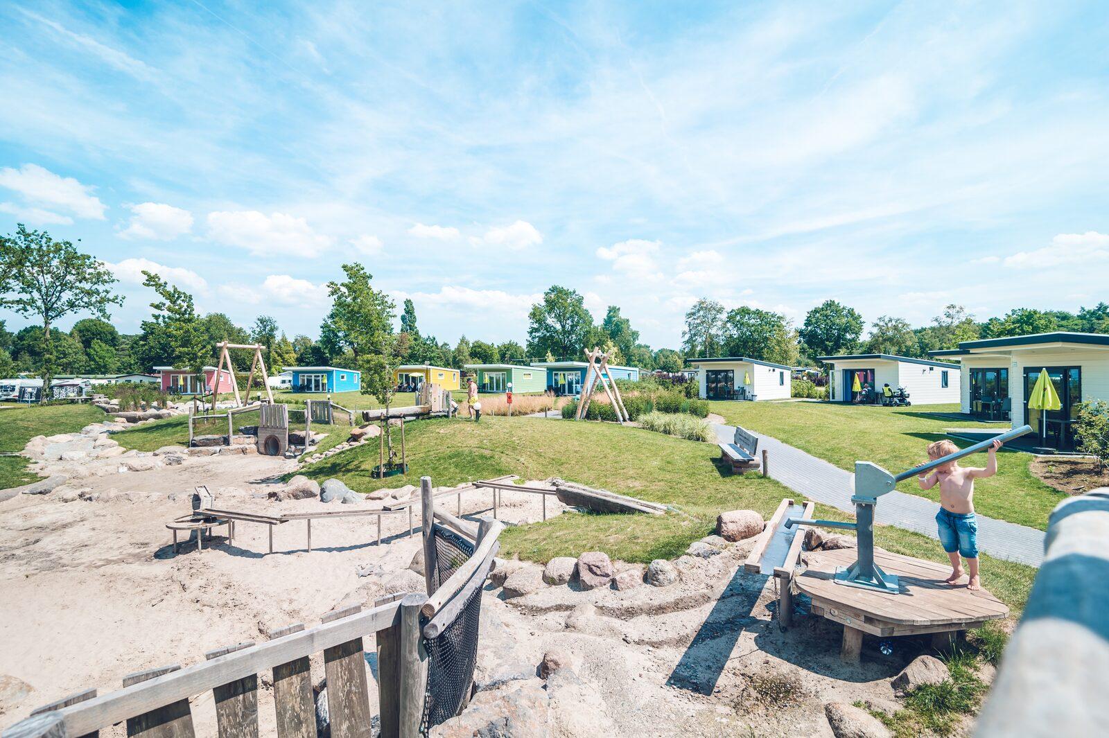Accommodaties en kamperen