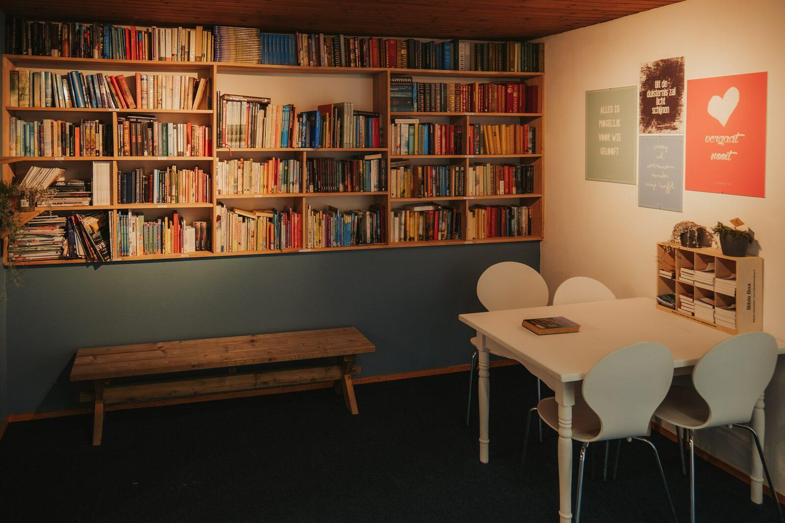 Bibliotheek Walsdorf