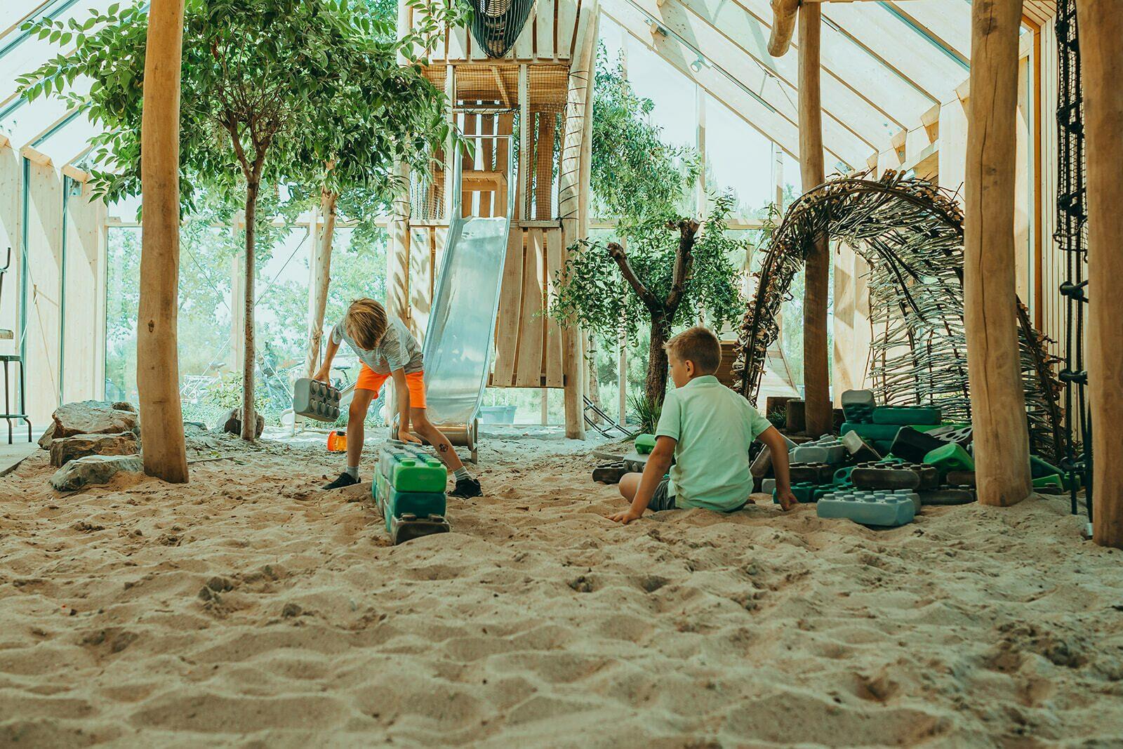 Vakantie met kinderen Zuid-Holland