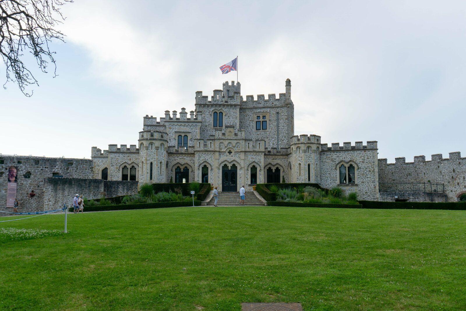 Découvrir le château de Hardelot