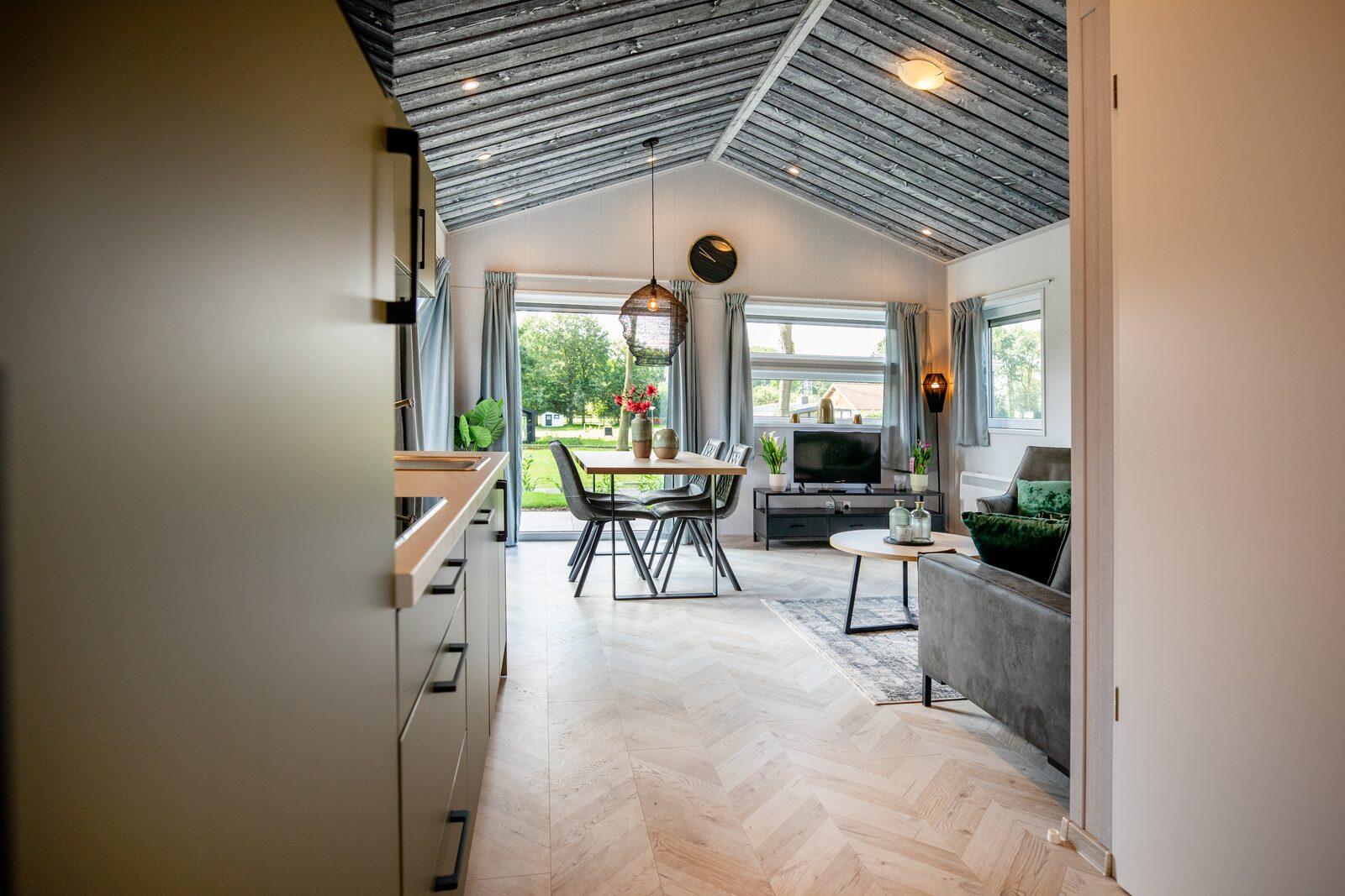 Heijendael Eco Cottage | 4-persoons