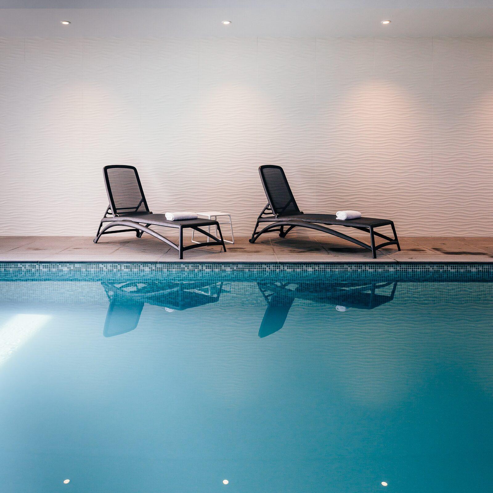 appartement met zwembad belgische kust