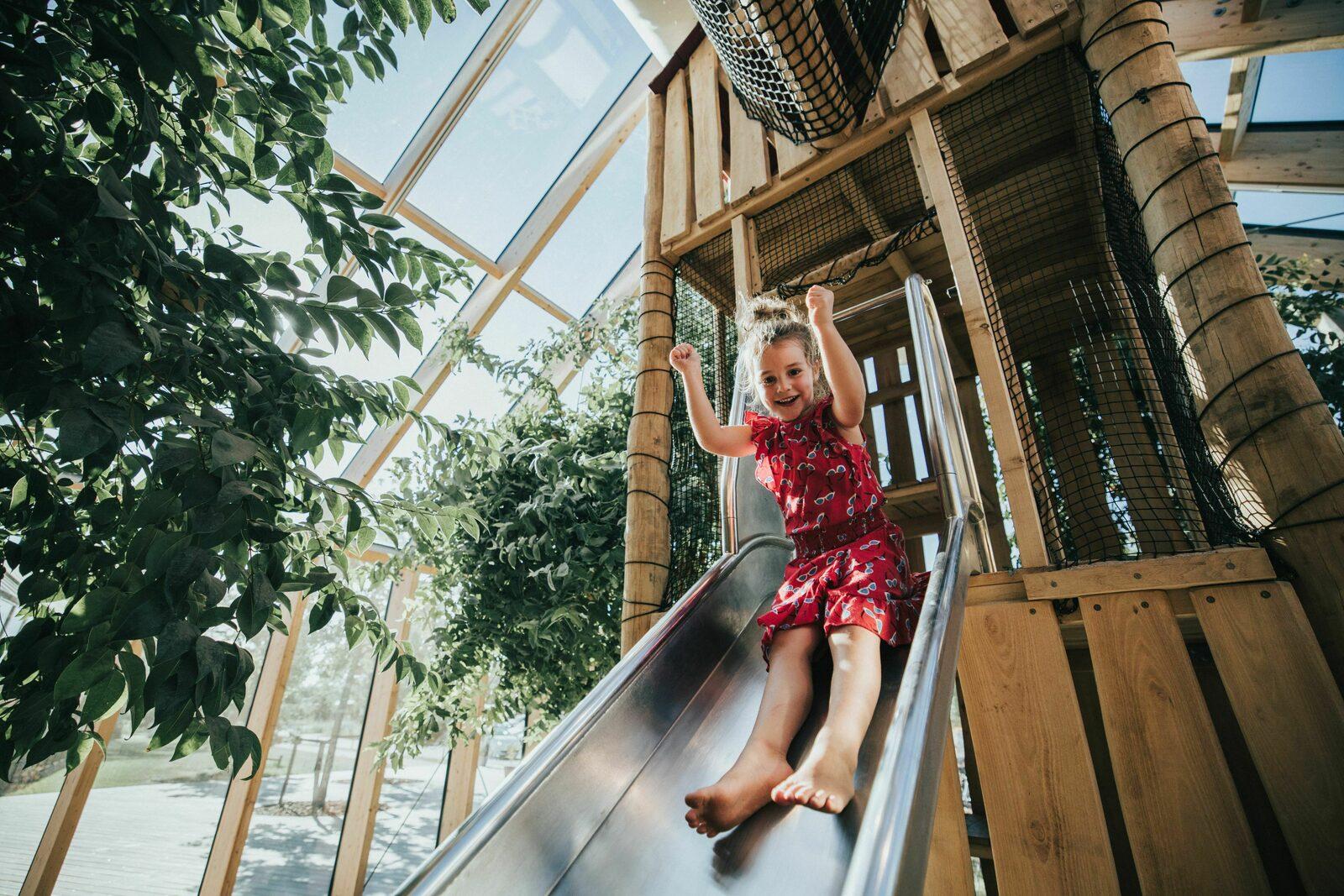 Spelen op Vakantiepark Ridderstee Ouddorp Duin