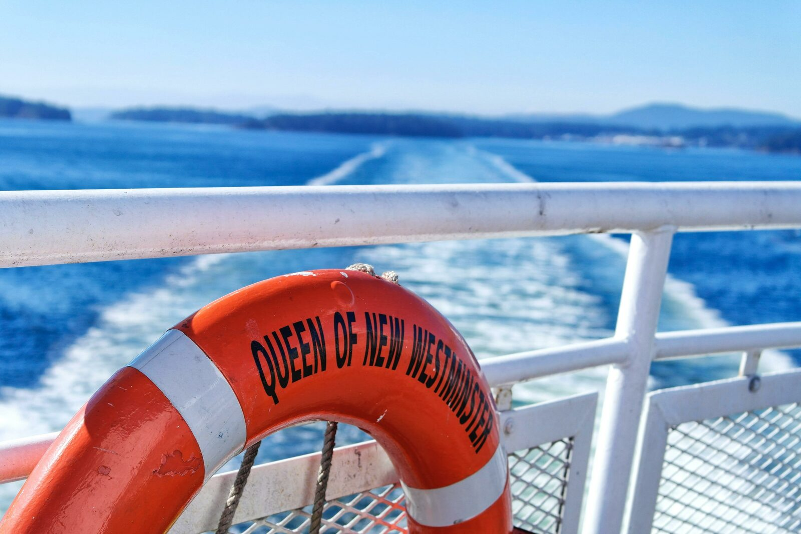 Travelling from UK to France by ferry