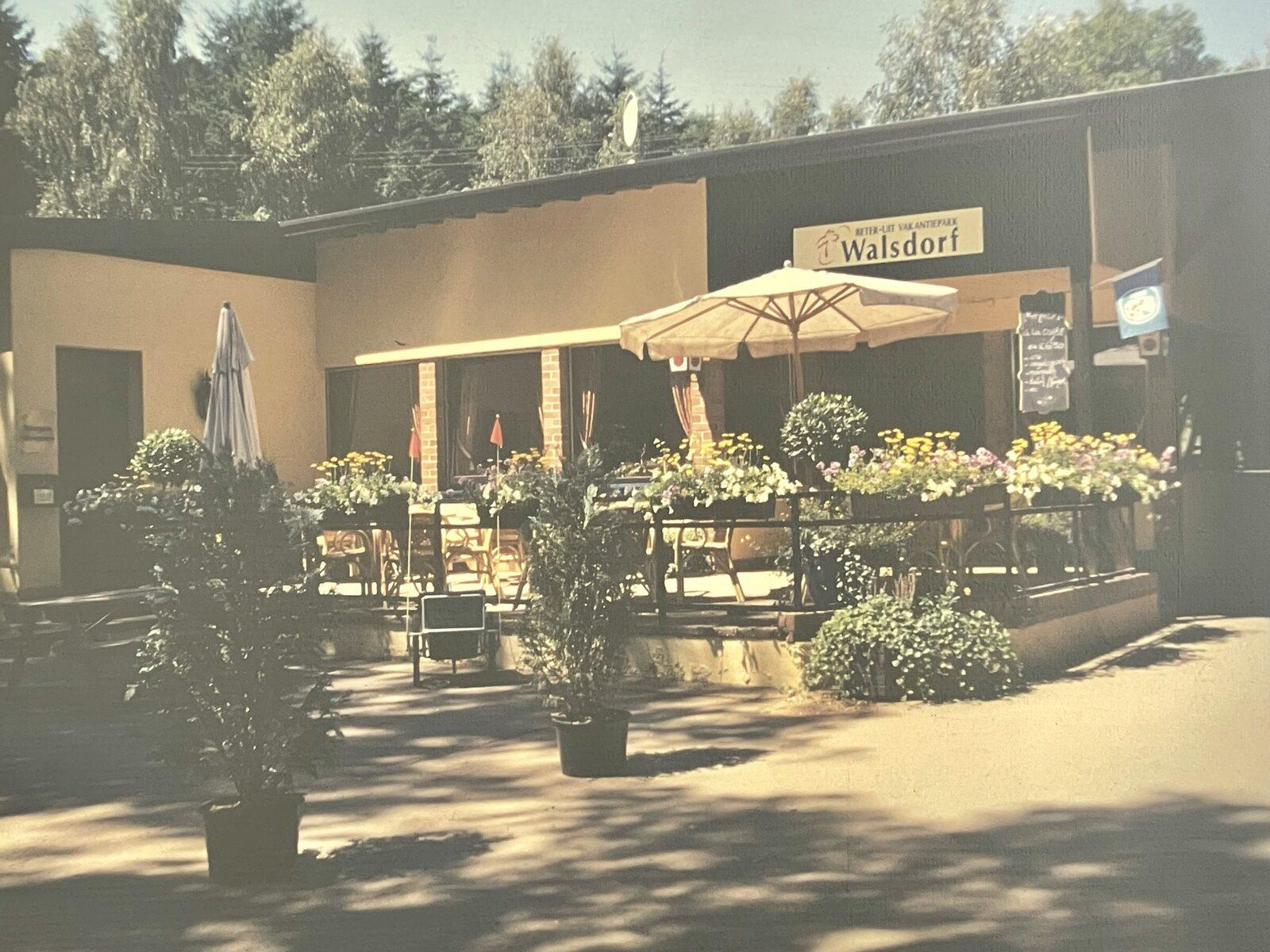 Restaurant vroeger Walsdorf