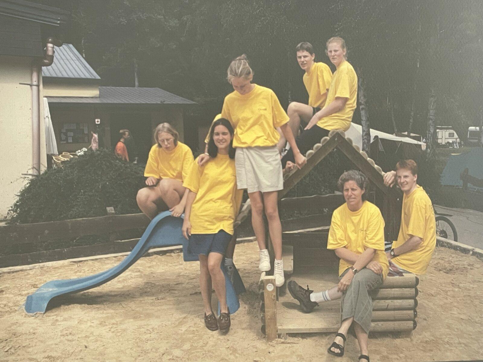 Team Vroeger Walsdorf