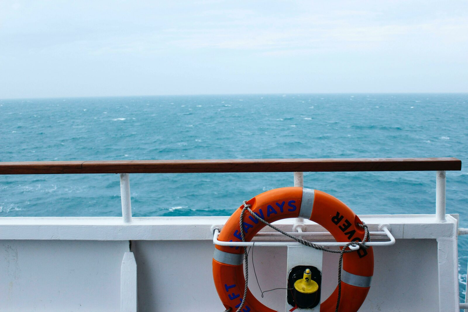 Travelling to France from the UK by ferry
