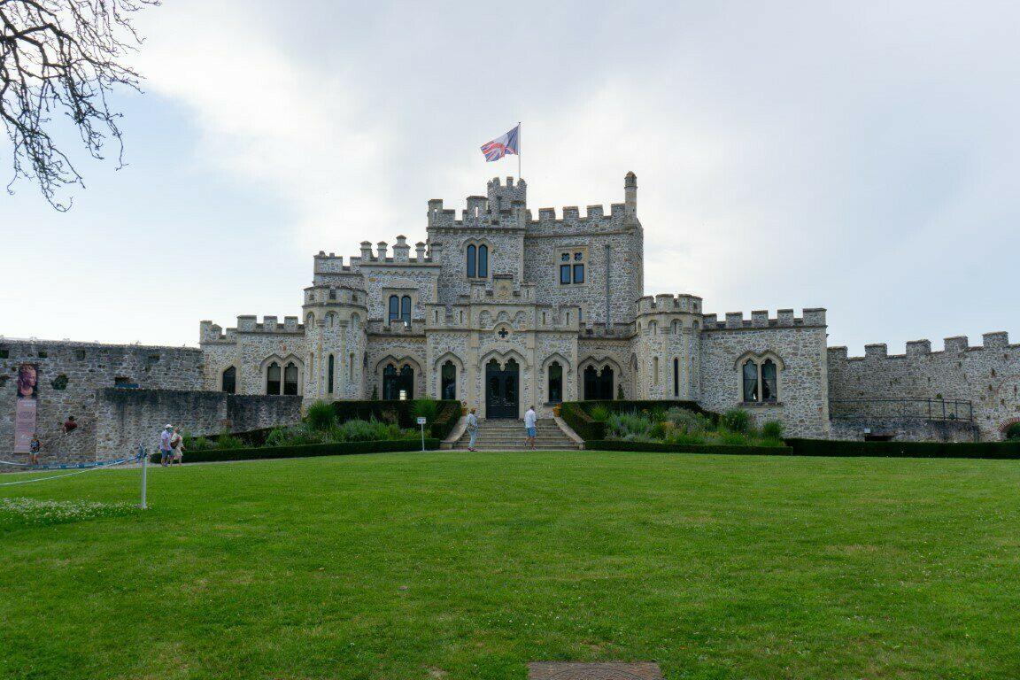 Het kasteel van Hardelot