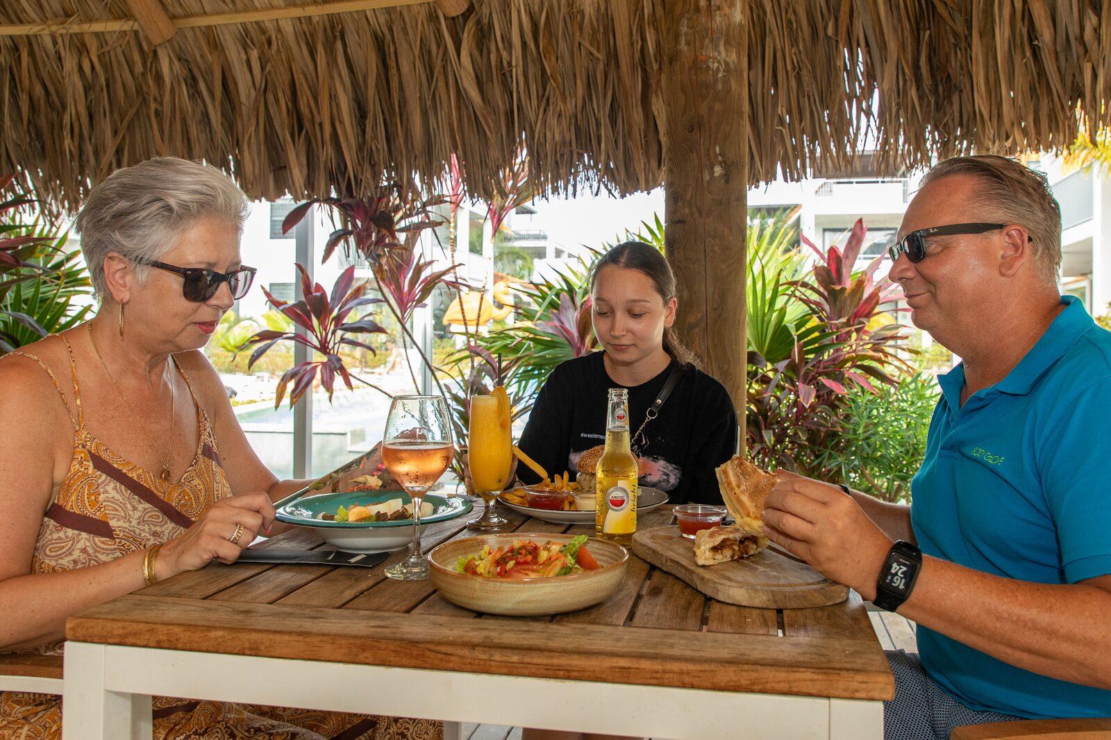 Essen gehen Bonaire