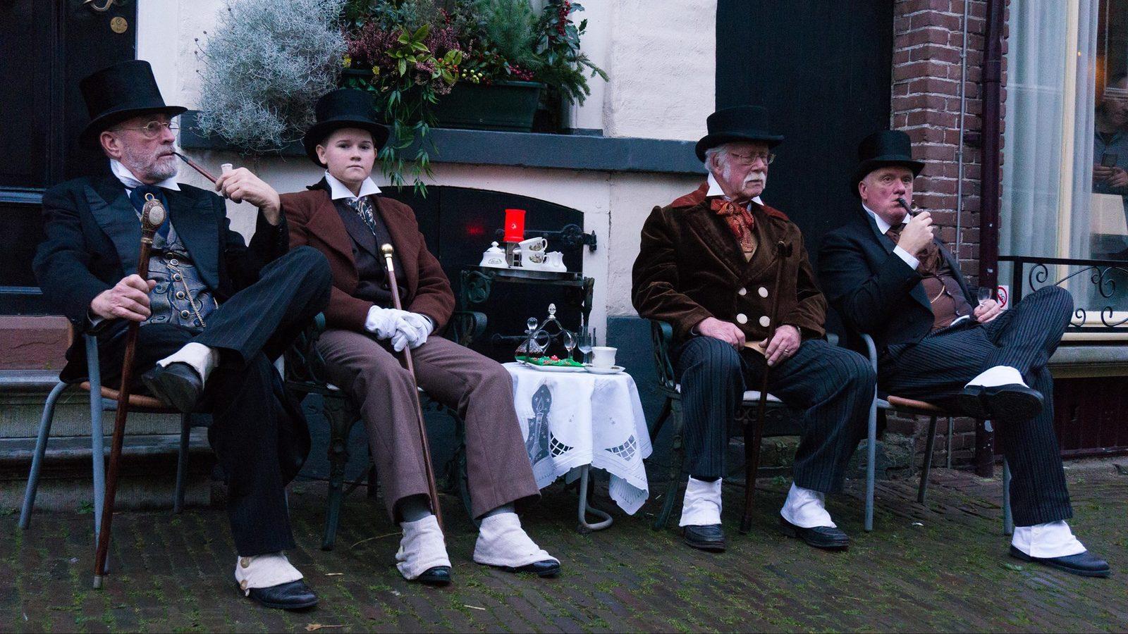 Charles-Dickens-Festival Deventer