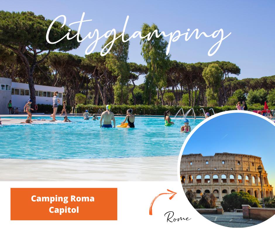 Cityglamping Roma Capitol