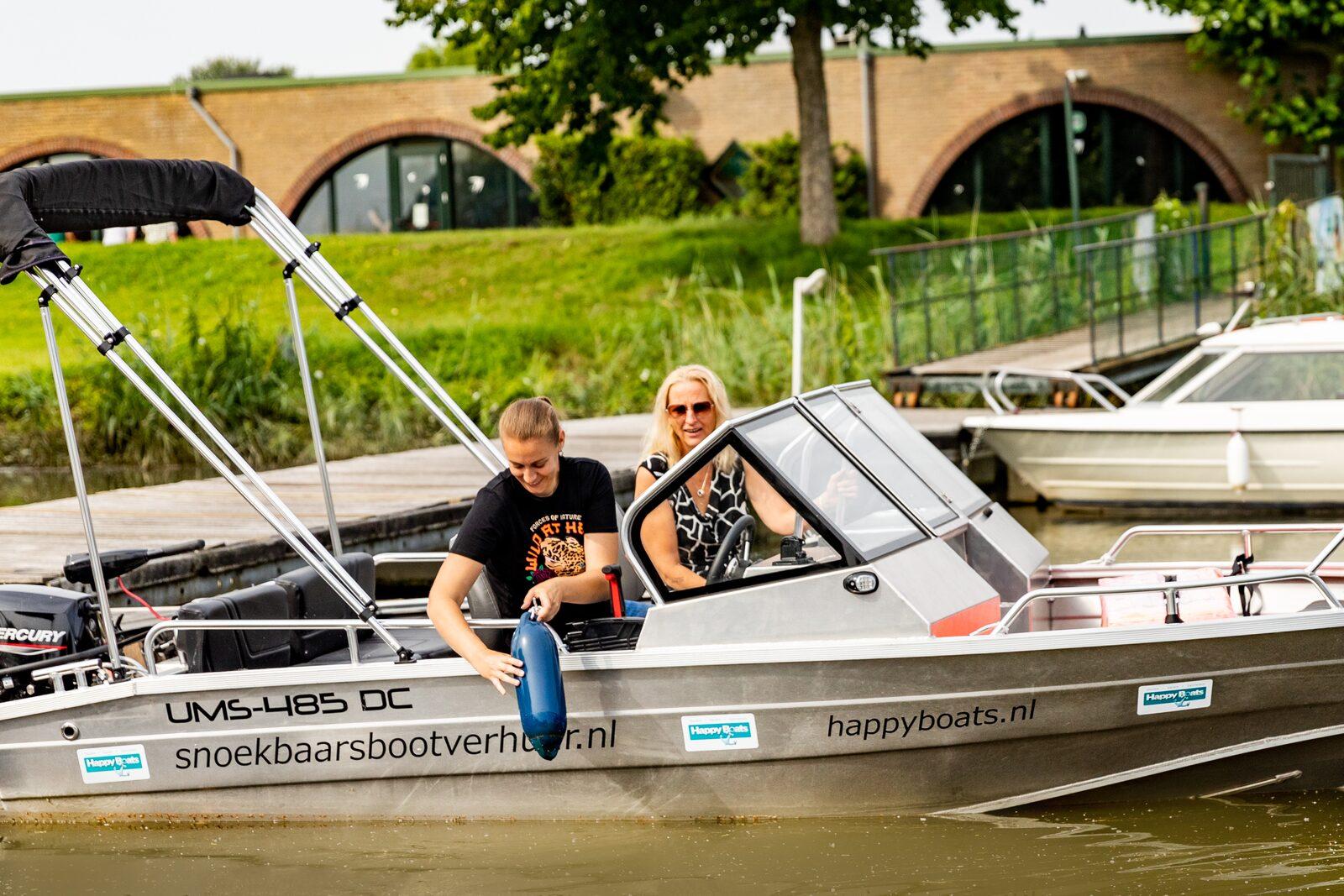 Marina on the IJssel